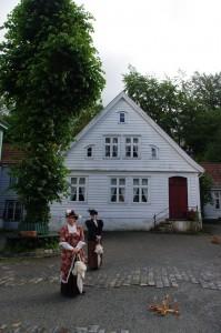 Das lebendige Museum Gamle Bergen