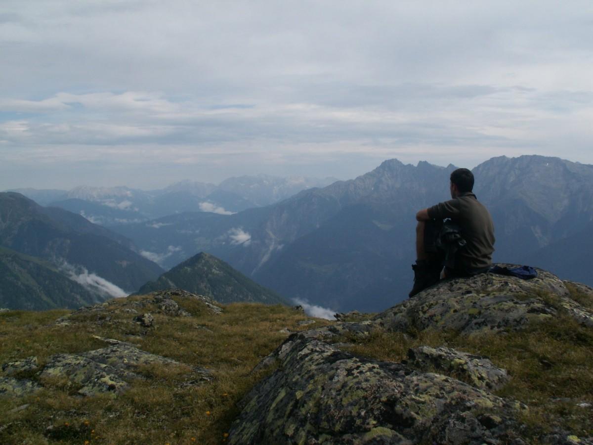 Susis Trekkingeinstieg im Ötztal