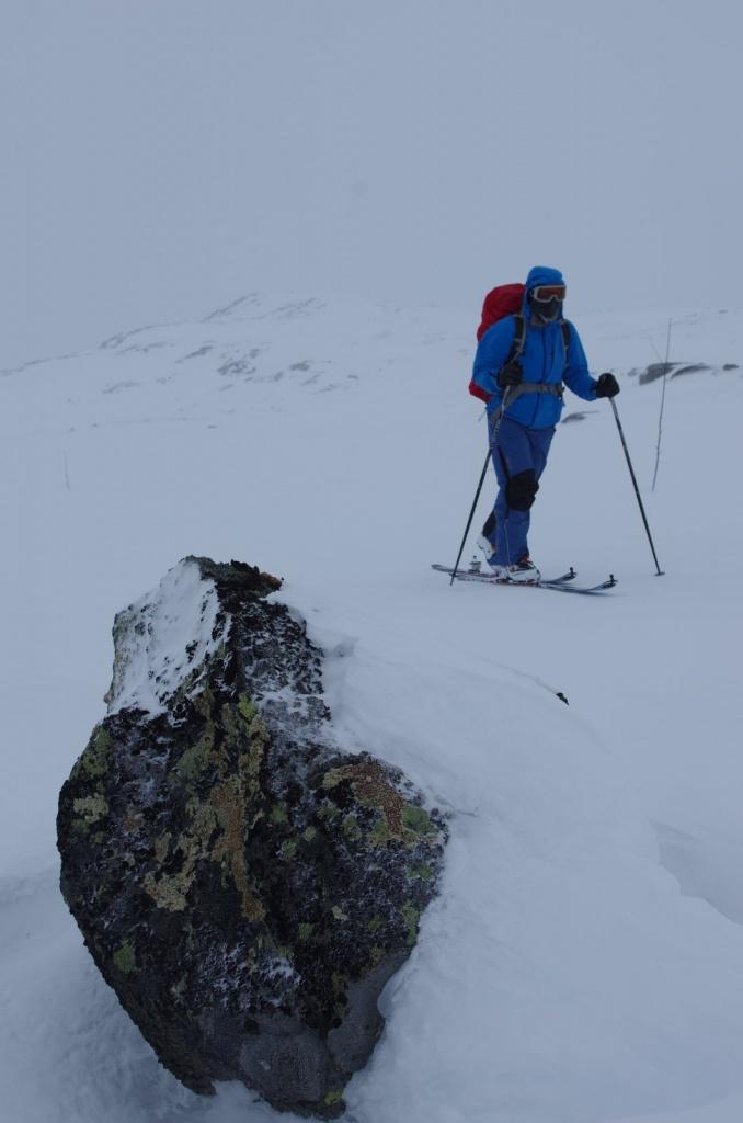 Für künftige Touren hat sich die Skihose bewährt