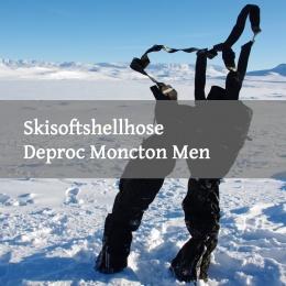 Skisoftshellhose Deproc Moncton Men