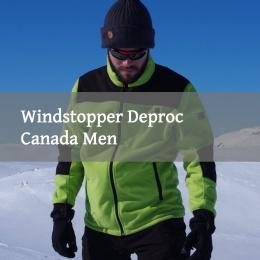 Windstopper Deproc Canada Men