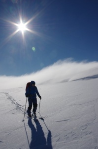 Sonne, Schnee und Susi