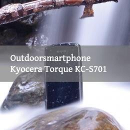 Outdoorsmartphone Kyocera Torque KC-S701