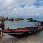 Nur zu Fuß oder Longtailboot ist das traumhafte Sai Thong Resort zu erreichen