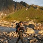Ein angenehmer Ausgleich zum Kajak fahren - Wandern