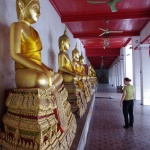 Tempelanlage des Wat Mahathat