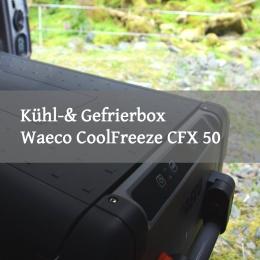 Kühl-& Gefrierbox Waeco CoolFreeze CFX 50