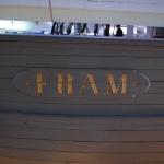 Ein Name im Museum mit stolzer Vergangenheit