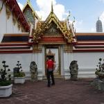 Wat Phra Chettuphon Wimon Mangkhalaram Ratchaworamahawihan kurz Wat Pho