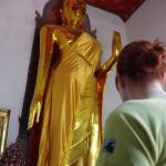 Weiterer Gebetsraum im Wat Pho