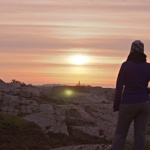 Sonnenaufgang in HDR