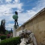 Das Leonidas Denkmal