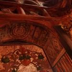 Decke vor dem Renaissance-Altar
