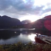 Hardangerfjord mit Faiphone Hauptkamera aufgenommen