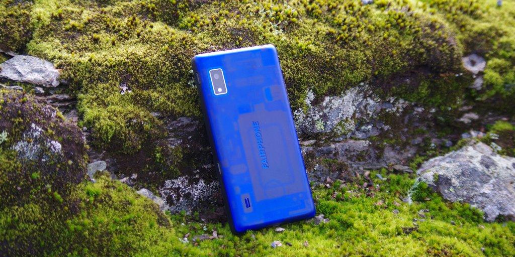 Zerlegbar & nachhaltig – Das Fairphone 2