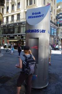 Wiener Trinkwasserspender